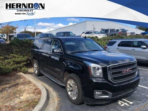 2016 GMC Yukon XL for sale at Herndon Chevrolet in Lexington SC