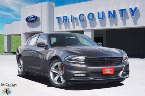 2018 Dodge Charger for sale at TRI-COUNTY FORD in Mabank TX