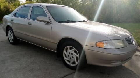 2002 Mazda 626 for sale at Coastal Car Brokers LLC in Tampa FL