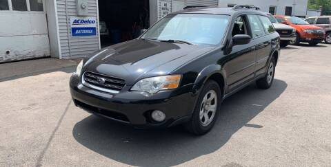 2007 Subaru Outback for sale at Manchester Auto Sales in Manchester CT