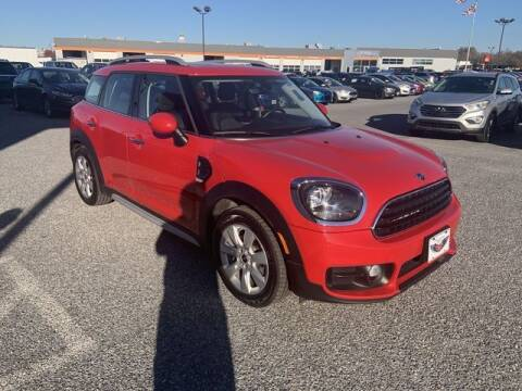 2019 MINI Countryman for sale at King Motors featuring Chris Ridenour in Martinsburg WV