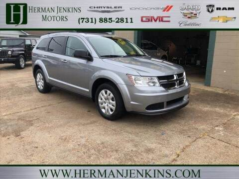 2017 Dodge Journey for sale at Herman Jenkins Used Cars in Union City TN