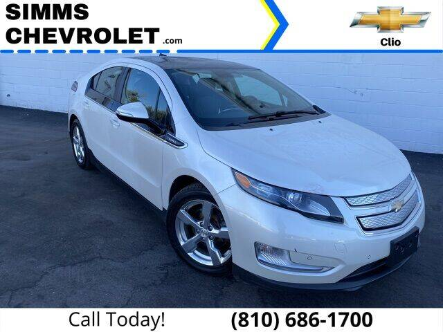 2011 Chevrolet Volt for sale at Aaron Adams @ Simms Chevrolet in Clio MI