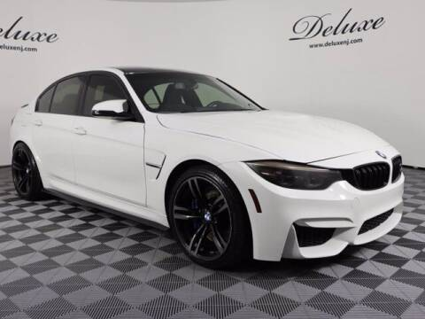 2018 BMW M3 for sale at DeluxeNJ.com in Linden NJ