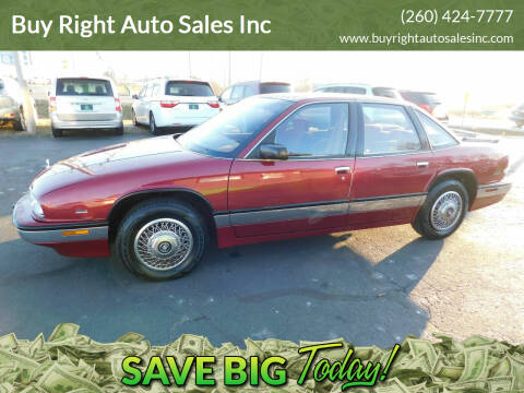 1991 Buick Regal for sale at Buy Right Auto Sales Inc in Fort Wayne IN