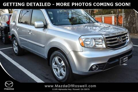 2013 Honda Pilot for sale at Mazda Of Roswell in Roswell GA