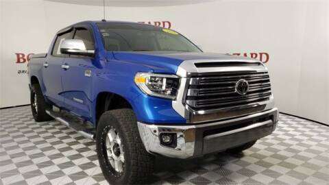 2018 Toyota Tundra for sale at BOZARD FORD in Saint Augustine FL