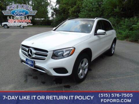2018 Mercedes-Benz GLC for sale at Fort Dodge Ford Lincoln Toyota in Fort Dodge IA