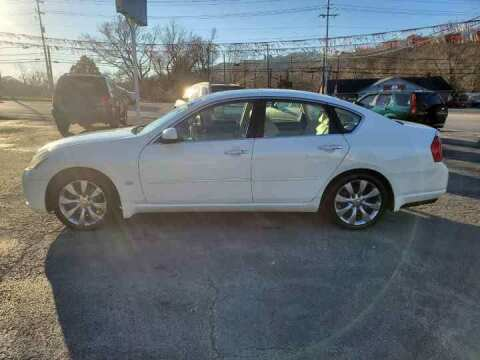 2007 Infiniti M35 for sale at Knoxville Wholesale in Knoxville TN