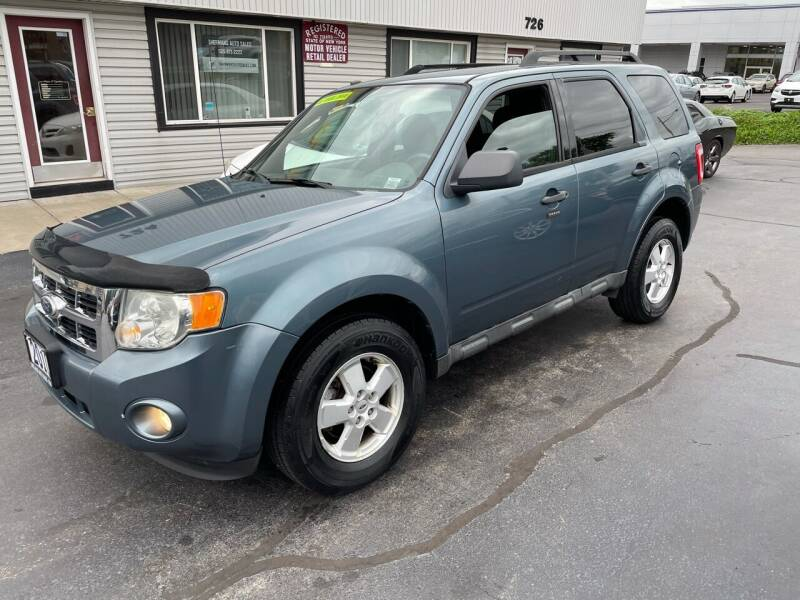 2010 Ford Escape for sale at Shermans Auto Sales in Webster NY