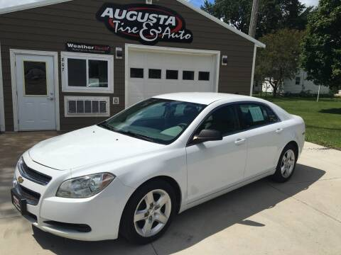 2012 Chevrolet Malibu for sale at Augusta Tire & Auto in Augusta WI