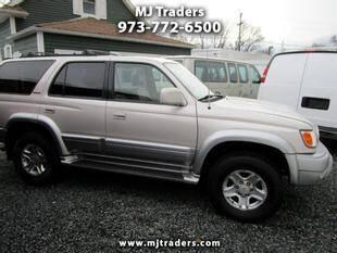 1999 Toyota 4Runner for sale at M J Traders Ltd. in Garfield NJ