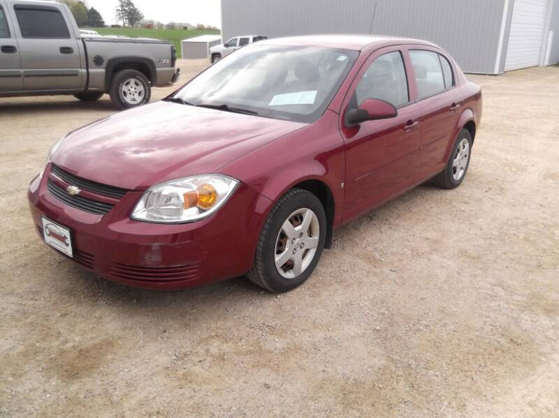 2008 Chevrolet Cobalt for sale at Clucker's Auto in Westby WI