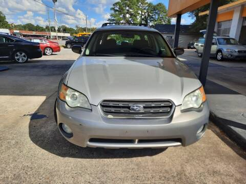 2007 Subaru Outback for sale at PIRATE AUTO SALES in Greenville NC
