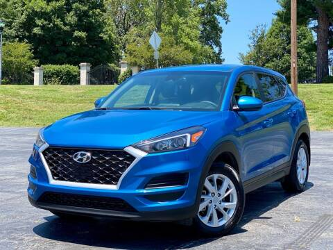 2020 Hyundai Tucson for sale at Sebar Inc. in Greensboro NC