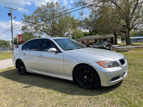 2007 BMW 3 Series for sale at IMAGINE CARS and MOTORCYCLES in Orlando FL