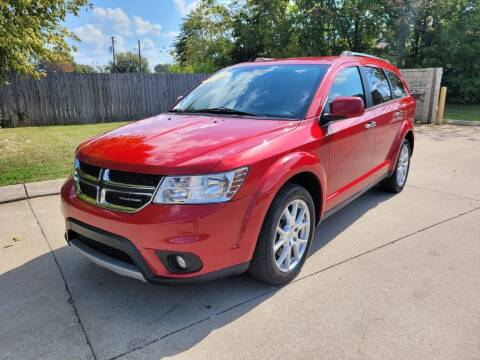 2012 Dodge Journey for sale at Harold Cummings Auto Sales in Henderson KY
