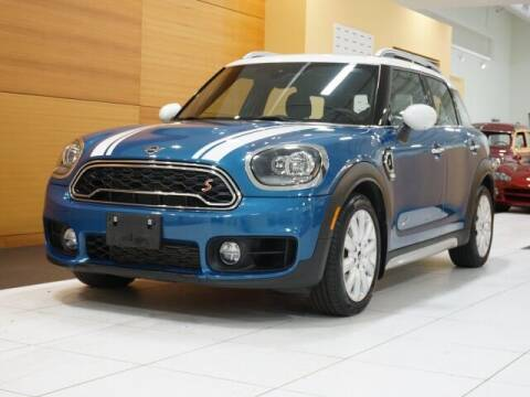 2019 MINI Countryman for sale at Porsche North Olmsted in North Olmsted OH