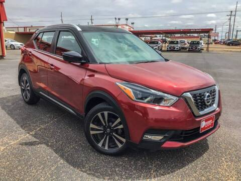 2018 Nissan Kicks for sale at MAGNA CUM LAUDE AUTO COMPANY in Lubbock TX