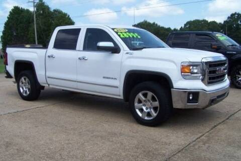 2015 GMC Sierra 1500 for sale at HILLCREST MOTORS LLC in Byram MS
