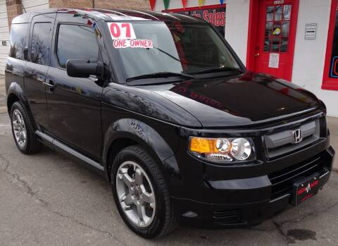 2007 Honda Element for sale at VISTA AUTO SALES in Longmont CO
