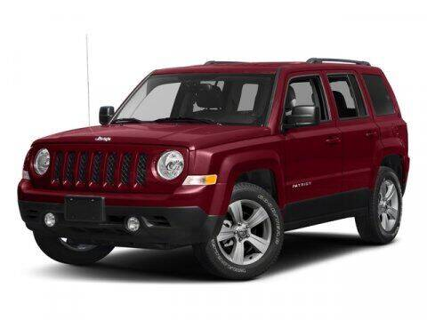 2017 Jeep Patriot for sale at Auto Finance of Raleigh in Raleigh NC