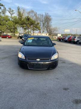 2008 Chevrolet Impala for sale at Elite Motors in Knoxville TN