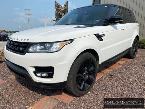 2015 Land Rover Range Rover Sport for sale at Modern Motorcars in Nixa MO