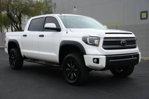 2015 Toyota Tundra for sale at Arizona Classic Car Sales in Phoenix AZ