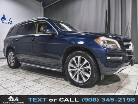 2015 Mercedes-Benz GL-Class for sale at AUTO HOLDING in Hillside NJ