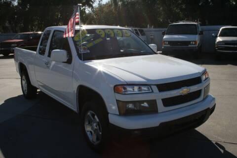 2012 Chevrolet Colorado for sale at Mike's Trucks & Cars in Port Orange FL