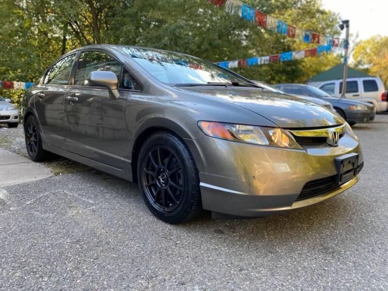 2008 Honda Civic LX 4dr Sedan 5A - Bloomingdale NJ