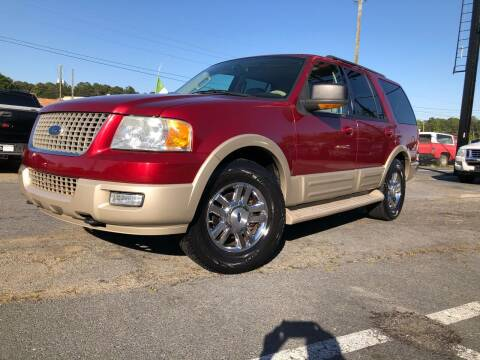 2005 Ford Expedition for sale at Atlas Auto Sales in Smyrna GA