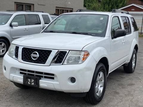 2010 Nissan Pathfinder for sale at IMPORT Motors in Saint Louis MO