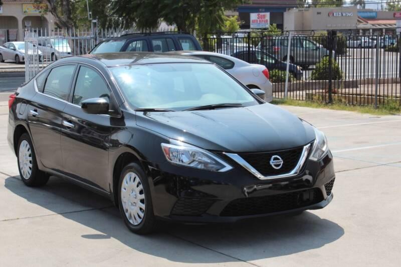2018 Nissan Sentra for sale at Car 1234 inc in El Cajon CA
