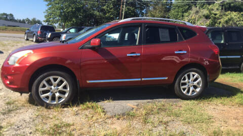 2011 Nissan Rogue for sale at S & H AUTO LLC in Granite Falls NC