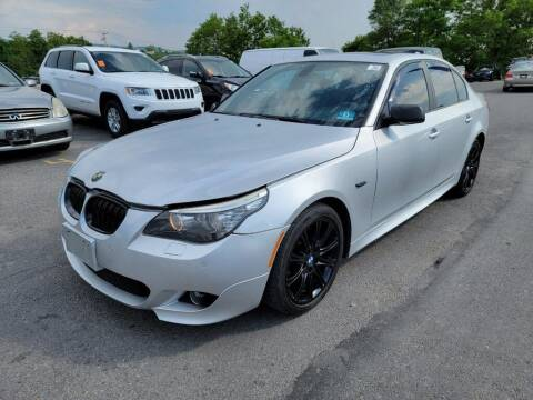 2010 BMW 5 Series for sale at Smart Chevrolet in Madison NC