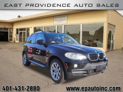 2007 BMW X5 for sale at East Providence Auto Sales in East Providence RI