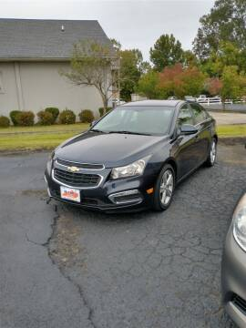 2015 Chevrolet Cruze for sale at McCully's Automotive in Benton KY