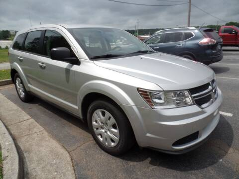 2013 Dodge Journey for sale at United Automotive Group in Griffin GA