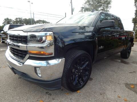 2017 Chevrolet Silverado 1500 for sale at Medford Motors Inc. in Magnolia TX