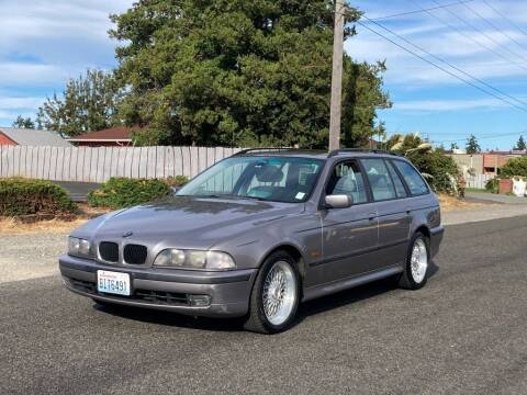 2000 BMW 5 Series for sale at Baboor Auto Sales in Lakewood WA