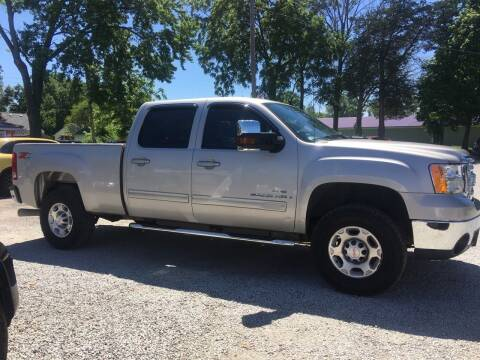 2008 GMC Sierra 2500HD for sale at Antique Motors in Plymouth IN