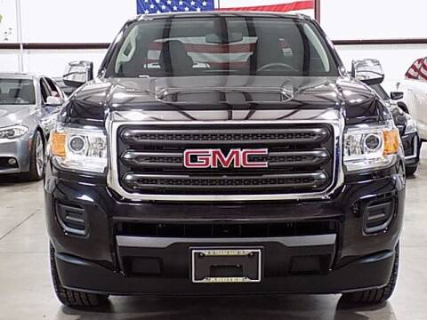 2017 GMC Canyon for sale at Texas Motor Sport in Houston TX