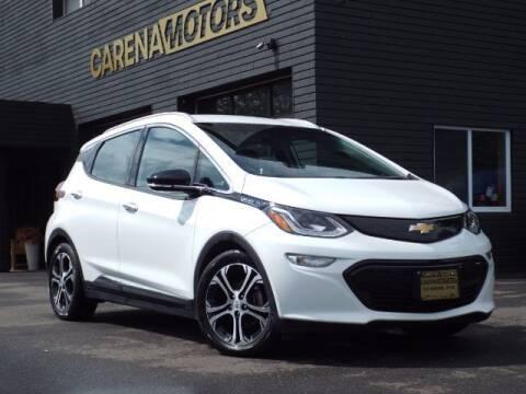 2018 Chevrolet Bolt EV for sale at Carena Motors in Twinsburg OH