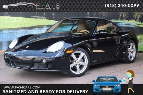 2008 Porsche Cayman for sale at Best Car Buy in Glendale CA