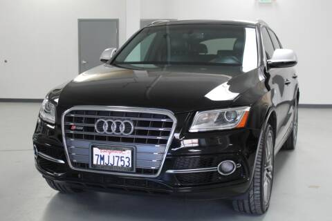 2015 Audi SQ5 for sale at Mag Motor Company in Walnut Creek CA