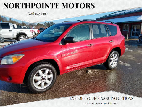 2007 Toyota RAV4 for sale at Northpointe Motors in Kalkaska MI