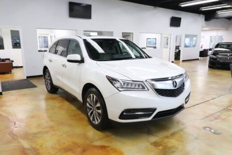 2016 Acura MDX for sale at RPT SALES & LEASING in Orlando FL