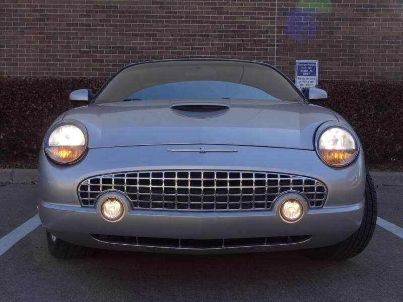 2004 Ford Thunderbird for sale at 123 Car 2 Go LLC in Dallas TX